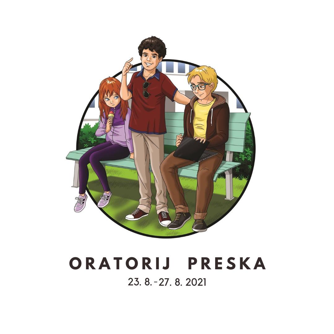 Oratorij Preska 2021 – prijavnica